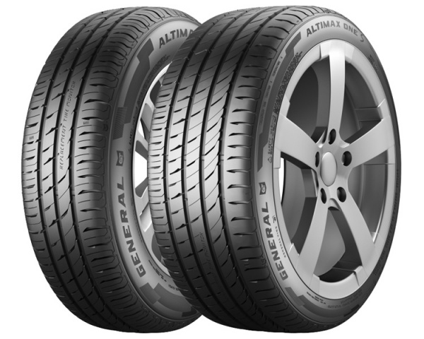 General Tire Altimax One S 185/50 R16 81V
