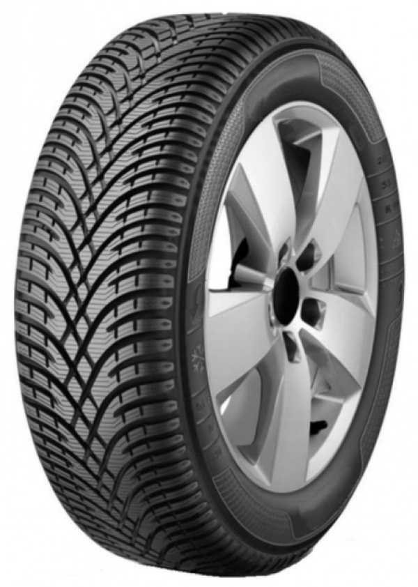 BFGoodrich G-Force Winter 2 205/55 R17 95V  не шип