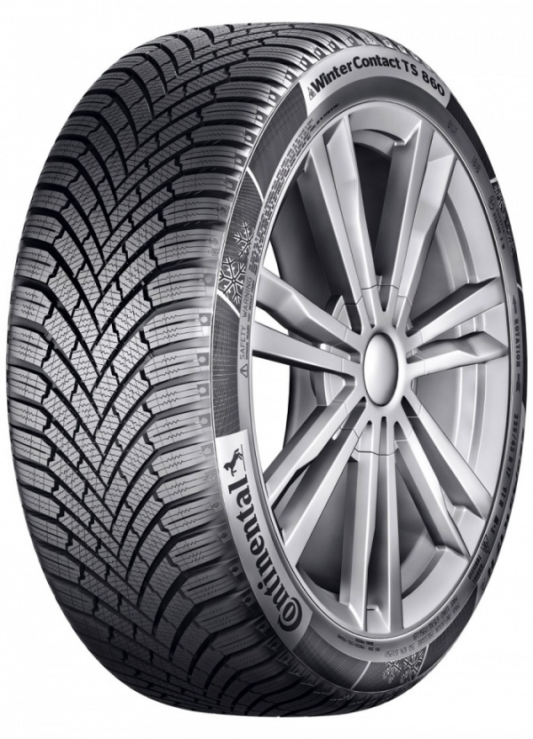 Continental ContiWinterContact TS 860 205/65 R16 95H  не шип
