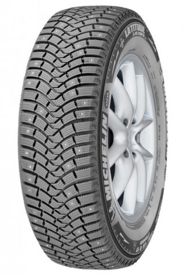 Michelin Latitude X-ICE North 2 265/40 R21 105T  не шип