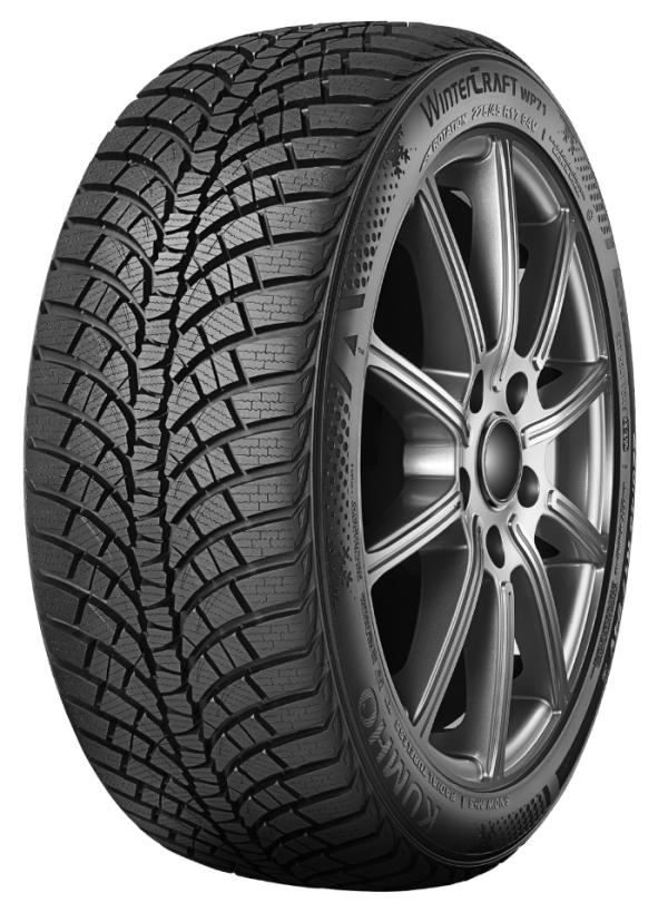 Kumho WinterCraft WP71 215/45 R17 91V XL не шип