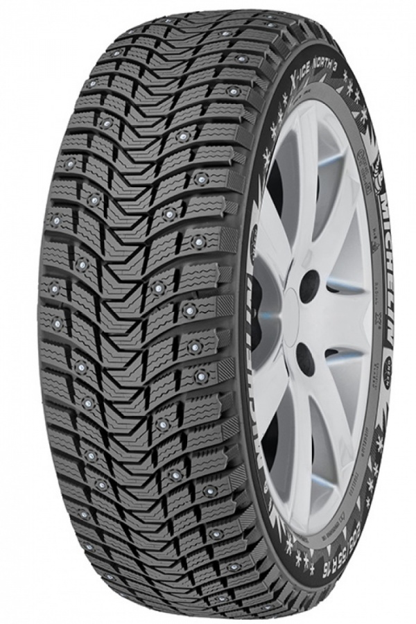 Michelin X-Ice North 3 (XiN3) 215/55 R18 99T XL шип