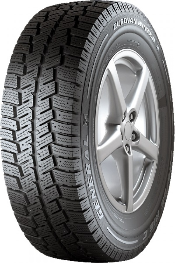 General Tire Eurovan Winter 2 205/65 R16C 107/105T  под шип
