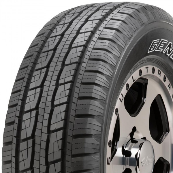 General Tire Grabber HTS 60 285/45 R22 114H XL