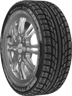 Achilles Winter 101+ 225/65 R17 102H  под шип