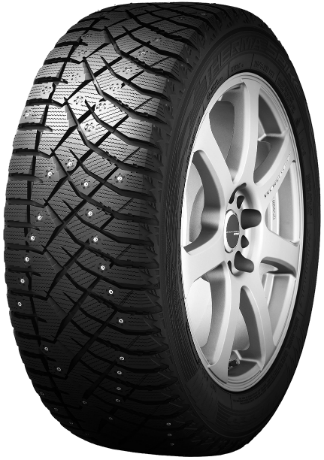 Nitto Therma Spike 255/50 R19 107T XL под шип