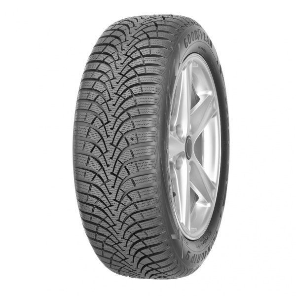 Goodyear Ultra Grip 9 Plus 195/60 R16 93H XL не шип
