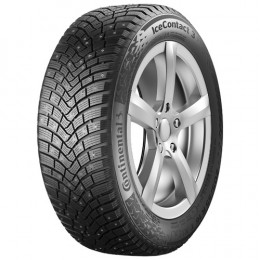 Continental IceContact 3 245/45 R20 103T FR XL под шип