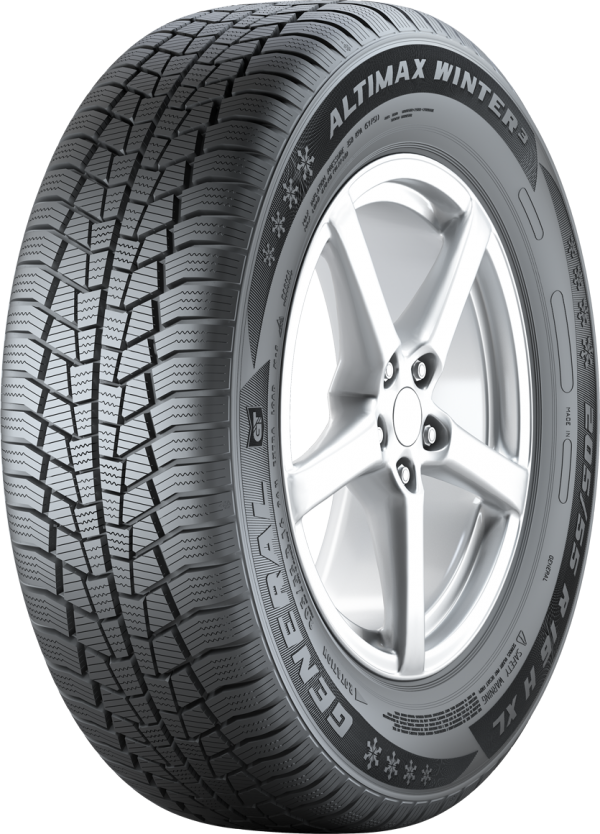 General Tire Altimax Winter 3 205/55 R16 91T  не шип