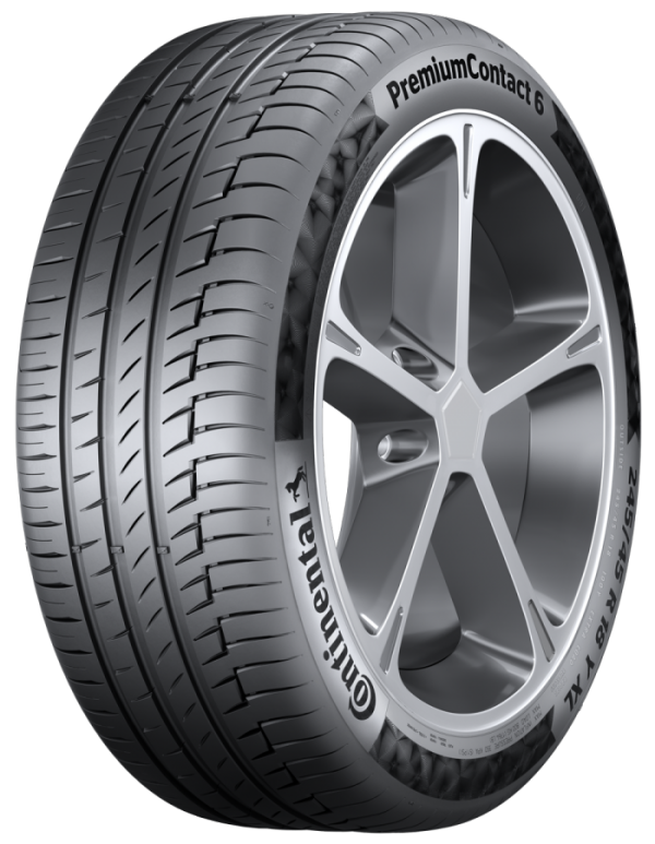 Continental PremiumContact 6 245/45 R20 99V