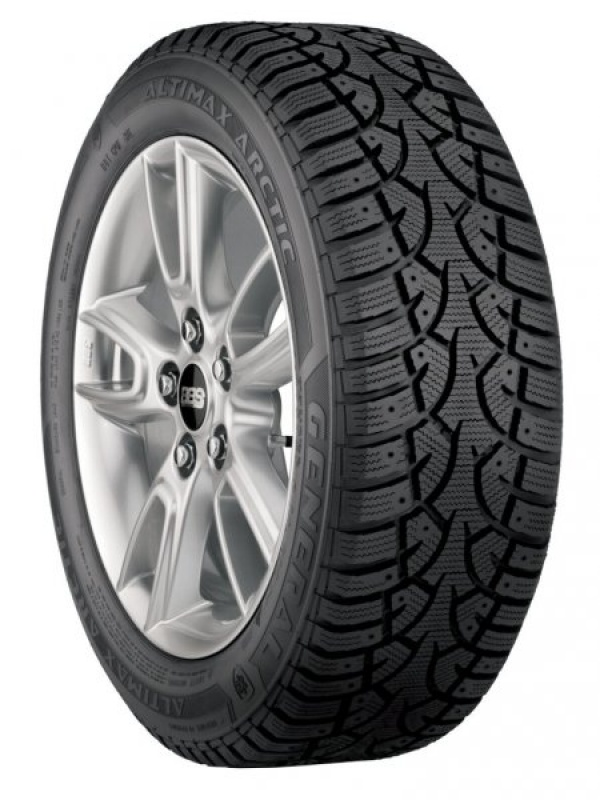 General Tire Altimax Arctic 205/50 R17 93Q XL шип