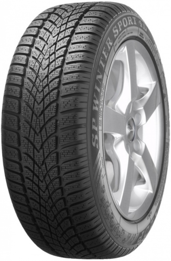 Dunlop SP Winter Sport 4D 195/65 R16 92H  не шип