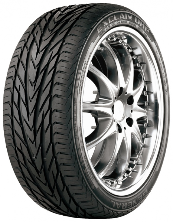General Tire Exclaim UHP 225/35 R20 92W XL
