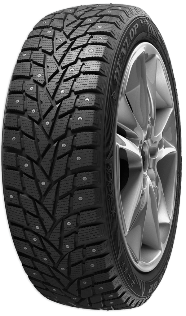 Dunlop SP Winter Ice 02 235/55 R17 103T  шип