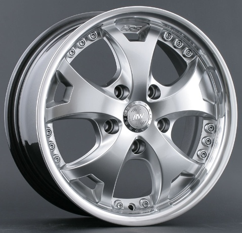 Racing Wheels H-353 HPT-D/P R17 W7 PCD5x112 ET40 DIA73,1