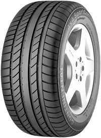 Continental Conti4x4SportContact 275/40 R20 106Y  не шип