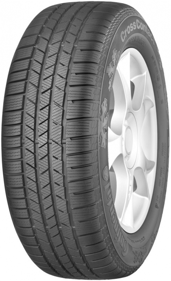 Continental ContiCrossContact Winter 215/65 R16 98H  не шип