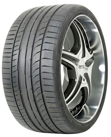 Continental ContiSportContact 5 P 255/55 R19 111V  не шип