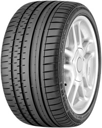 Continental ContiSportContact 2 205/55 R16 91V  не шип