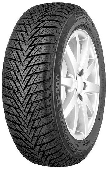 Continental ContiWinterContact TS 800 175/55 R15 77T  не шип