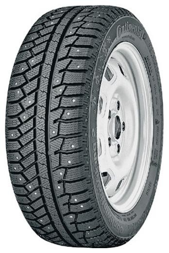 Continental ContiWinterViking 2 225/55 R17 97T  шип
