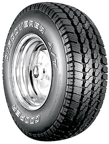 Cooper Discoverer A/T 205/80 R16 104T  не шип