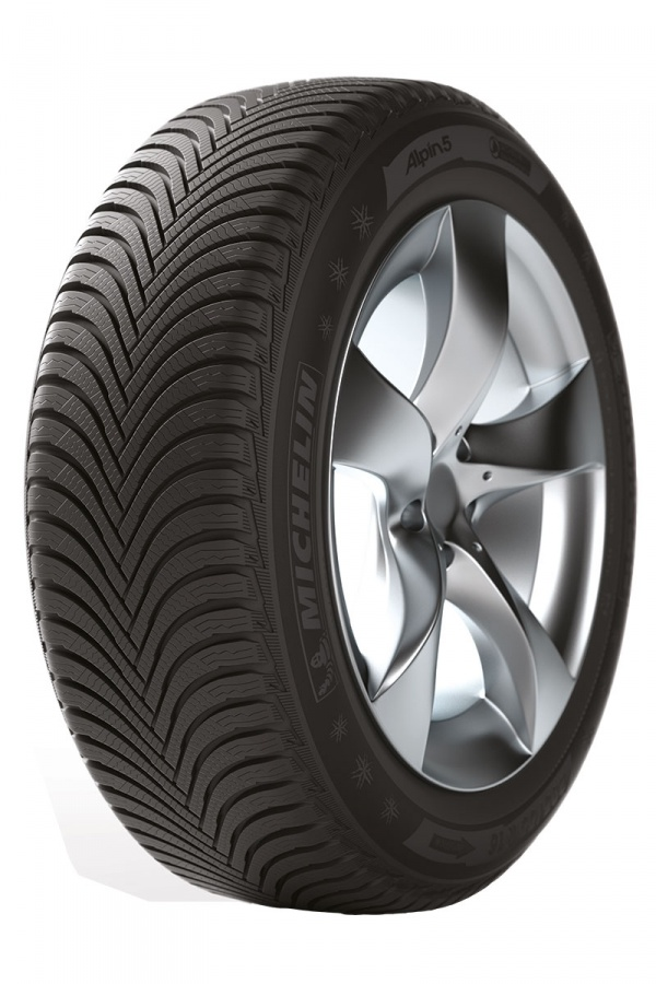 Michelin Alpin A5 215/45 R16 90H  не шип
