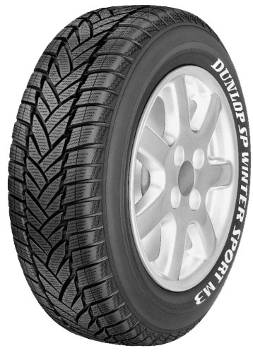 Dunlop SP Winter Sport M3 245/45 R18 96H  не шип