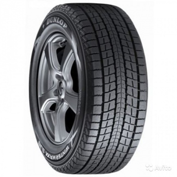 Dunlop Winter Maxx SJ8 235/55 R20 102R  не шип