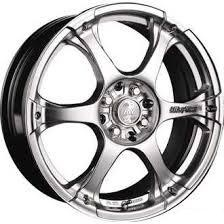 Racing Wheels H-245 GM/FP R17 W7 PCD 10x108/10x112 ET 40 DIA 73,1