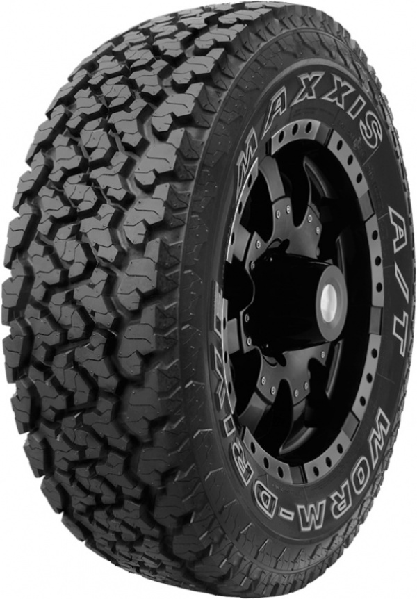 Maxxis AT-980E Worm-Drive 225/75 R15 115/112Q OWL