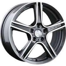 Racing Wheels H-315 BK/FP R17 W7 PCD 5x112 ET 38 DIA 73,1