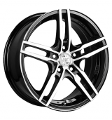 Racing Wheels H-534 DDN-F/P R16 W7 PCD 5x110 ET 35 DIA 65,1