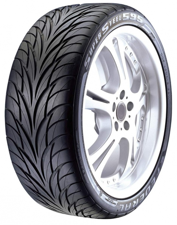 Federal Super Steel SS595 215/40 R17 83W  не шип