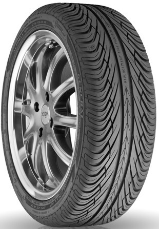 General Tire Altimax HP 205/40 R17 80H  не шип