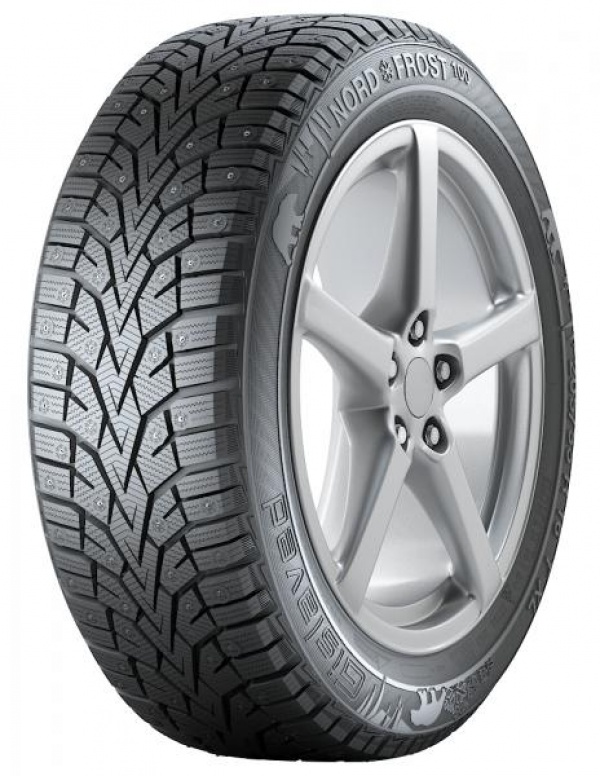 185/60 R15 88T Gislaved Nord*Frost 100 шип
