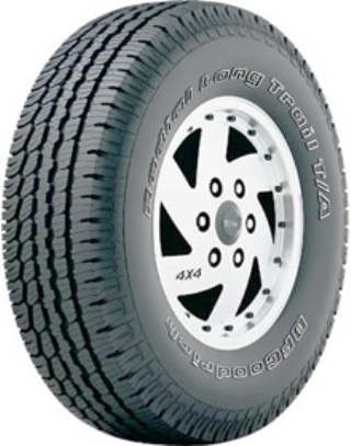 BFGoodrich Long Trail T/A 245/70 R17 108T  не шип