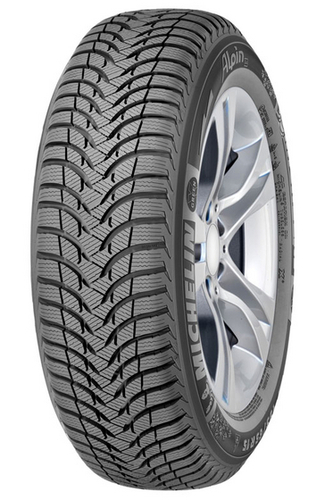 Michelin Alpin A4 185/55 R15 82T  не шип