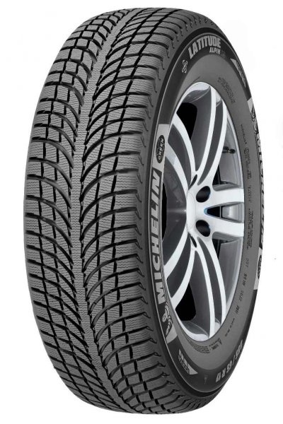 Michelin Latitude Alpin LA2 235/65 R18 110H  не шип