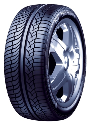 Michelin Latitude Diamaris 255/45 R18 99V  не шип