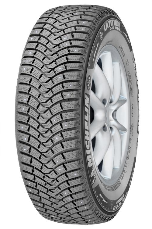 Michelin Latitude X-Ice North 2 Plus 235/65 R18 110T  шип