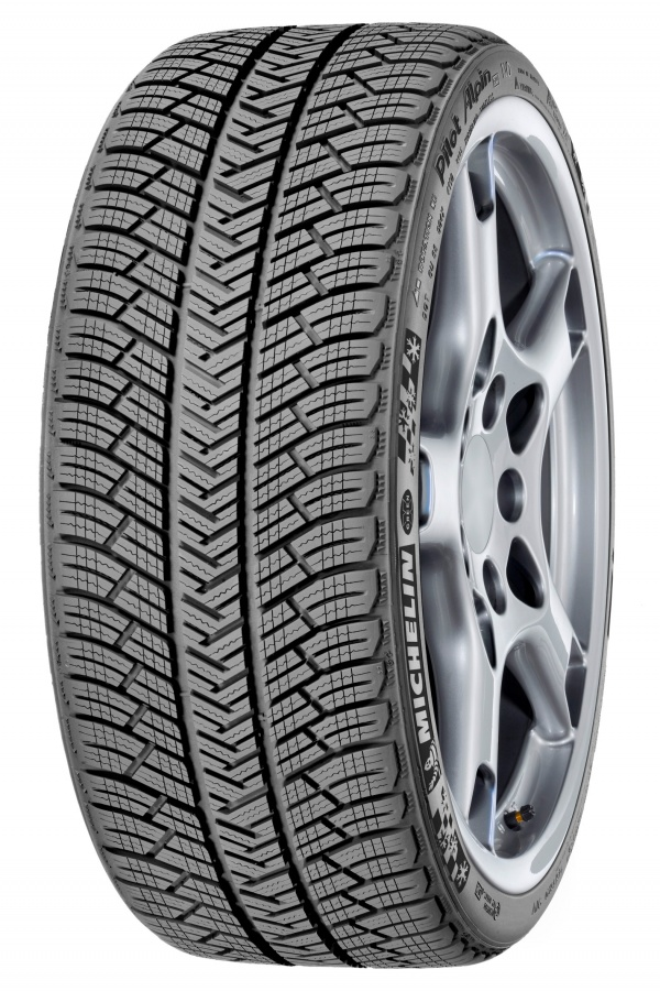 Michelin Pilot Alpin 4 235/35 R19 91W  не шип