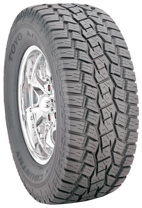 Toyo Open Country A/T (OPAT) 225/65 R17 102H  не шип